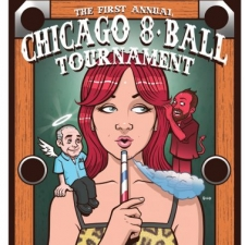 1st Annual Chicago 8-Ball Tournament 1/15/12