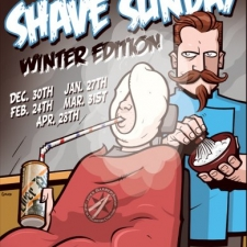 HangOver Shave Sunday - Winter 2012/2013