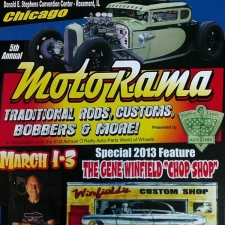 Chicago MotoRama / World Of Wheels 2013
