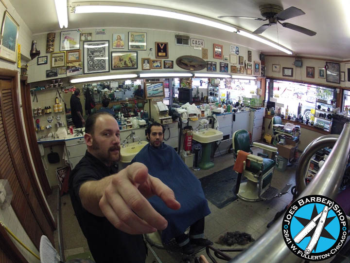 Barber Shop Chicago : Look for the shop to start pumping out videos on our new YouTube ...