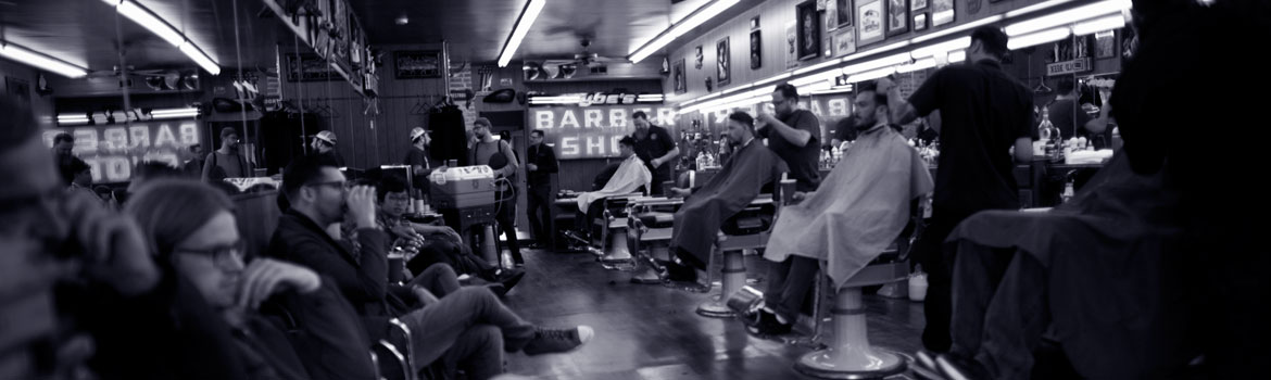 Joe's Barbershop Chicago